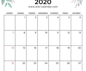 article, calendar, and month of june image