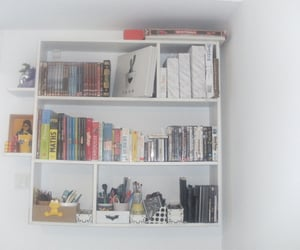 aesthetic, books, and colorful image
