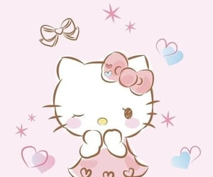 hello kitty, kawaii, and cute image