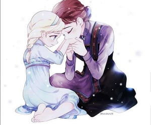 frozen, elsa, and mother image