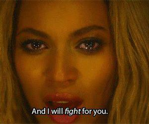 beyoncé, fight, and you image
