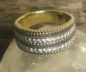 ebay, fine, and rings image