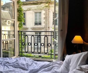 view and bed image