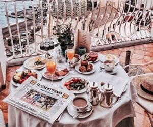 breakfast, food, and indie image