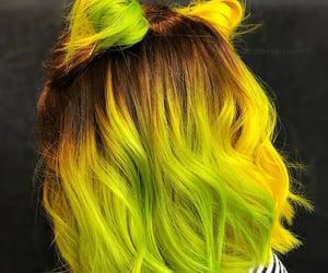 bun, green, and mermaid image