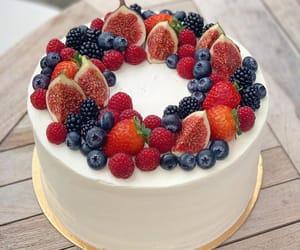 Blanc, cake, and food image