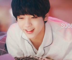 txt, cute, and choi soobin image
