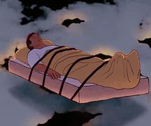 cartoon, death, and life image
