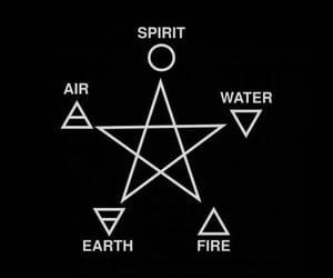 air, earth, and spirit image