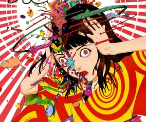 shintaro kago, art, and manga image