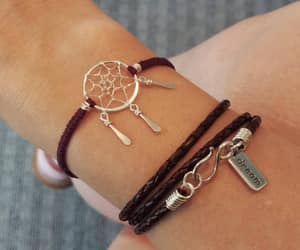 etsy, friendship bracelet, and silk bracelet image