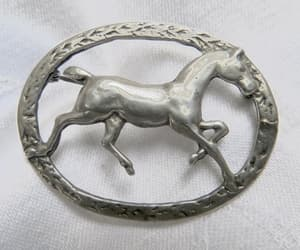 etsy, horses, and galloping horse image