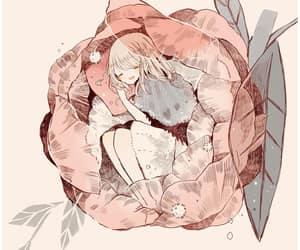 anime girl, illustration girl, and shelly image