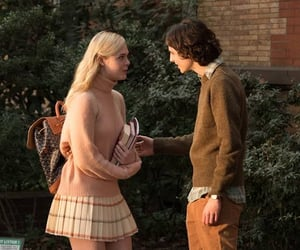 Elle Fanning, romance, and woody allen image