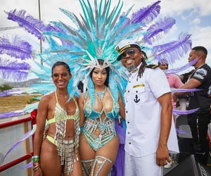barbie, Queen, and carnival image