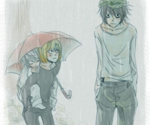 death note, cute, and mello image