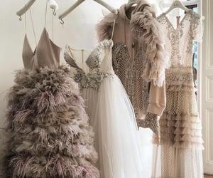 dress, fashion, and girl's image