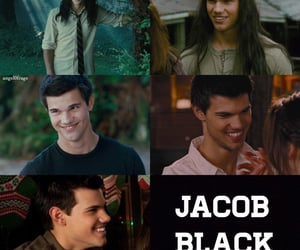 Collage, eclipse, and jacob black image
