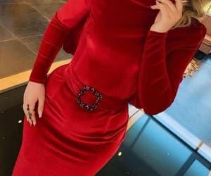 evening gown, formal dress, and elegant evening dresses image