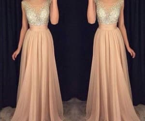 robe de soirée, beaded prom dress, and beaded prom dresses image