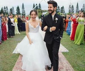 bride, couples, and camilo image