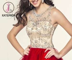 prom dresses, prom gowns, and beading prom dress image