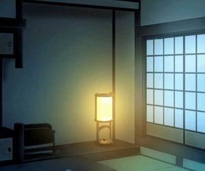 anime, night, and otome image