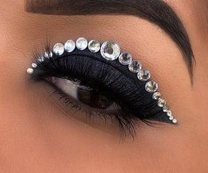 aesthetic, eyes, and beauty image