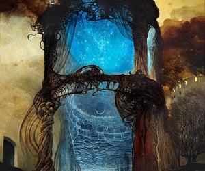 art, Zdzislaw Beksinski, and Beksinski image