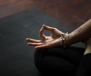 fitness, health, and yoga image