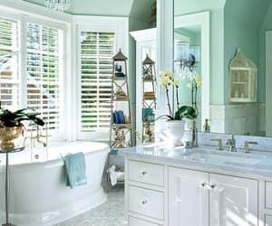 bath, home decor, and interior image