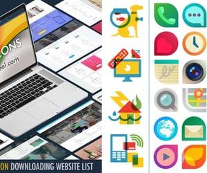 design, icon, and icon design image