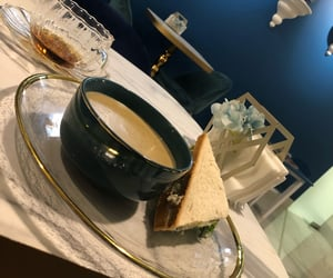 beautiful, soup, and cafe image