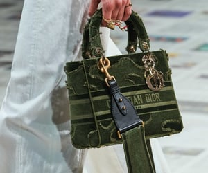 bag, aesthetic, and Christian Dior image