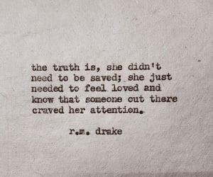 heartbreak, love, and self love image