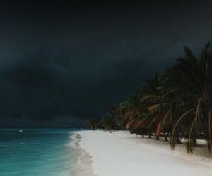 adventure, beach, and dark image