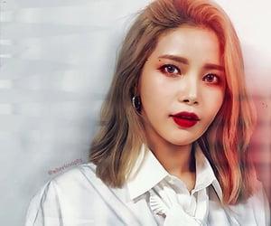 kpop, solar, and 마마무 image