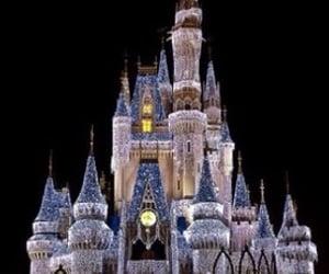 adventure, castle, and dark image