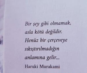 haruki murakami, şiir sokakta, and söz image