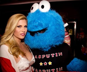 cookie monster, Transgender, and candis cayne image