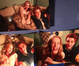 aesthetic, lili reinhart, and best friends image