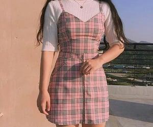 aesthetic, casual, and dress image