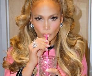 bling, glam, and Jennifer Lopez image