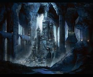 castle, dark, and maciej drabik image