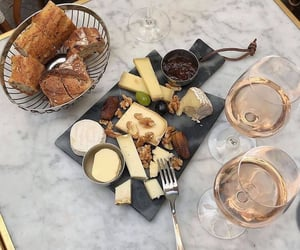 cheese, fancy, and platter image