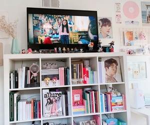 aesthetics, kpop, and room image