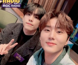 brian, selca selfie, and youngpil image