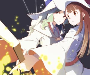 little witch academia and dianakko image
