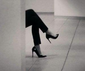 fashion, black, and photography image