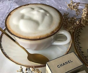 coffee and chanel image